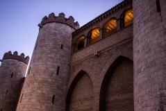 Zaragoza - La Aljafería