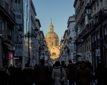 Zaragoza - Basílica del Pilar